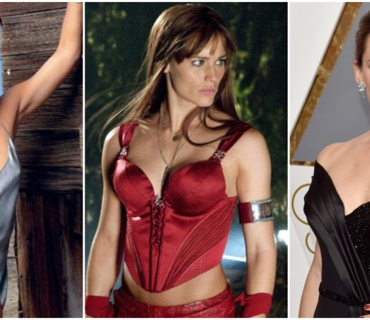39 Hot Pictures Of Jennifer Garner - The First Live-Action Elektra