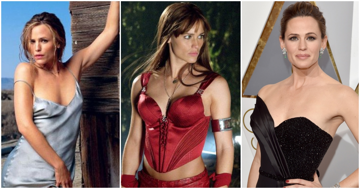 70+ Hot Pictures Of Jennifer Garner - The First Live-Action Elektra