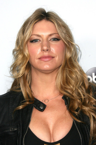 Jes Macallan Sexy Cleavage