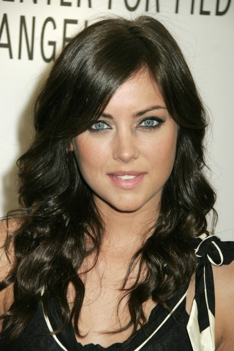 Jessica Stroup Sexy Eyes