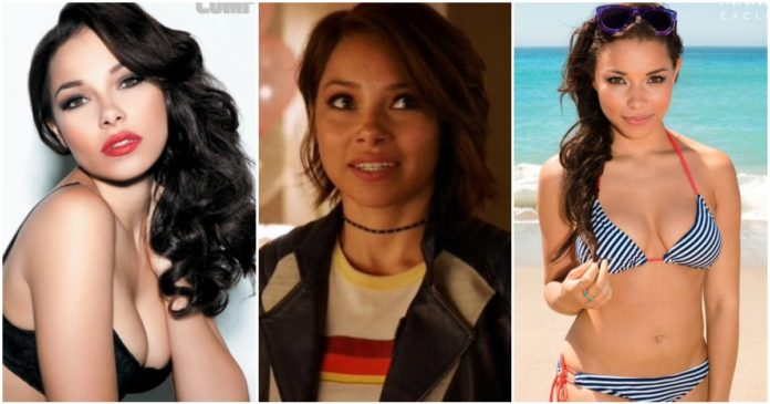 28 Hot Pictures Of Jessica Parker Kennedy - Nora West-Allen In The Flash TV Series