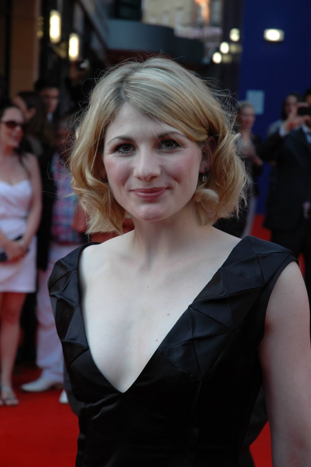 Jodie Whittaker Cleavage