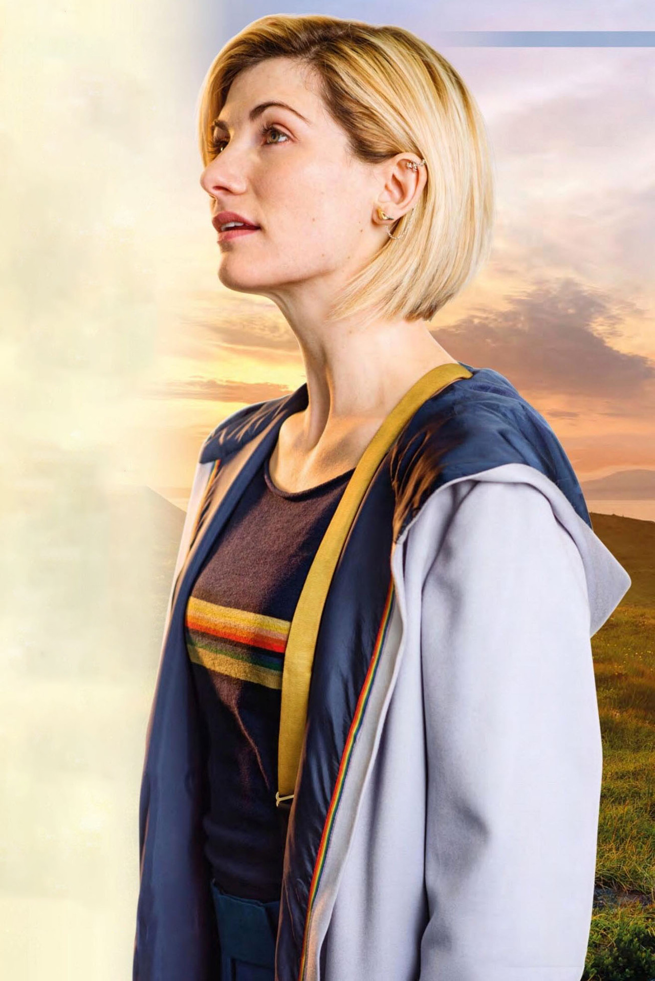 Jodie Whittaker Hairs