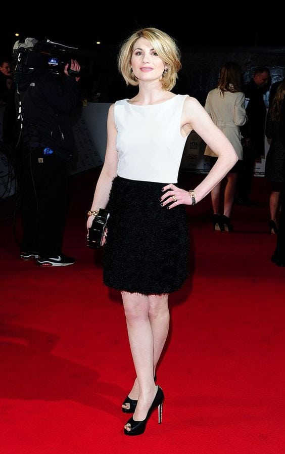 Jodie Whittaker Red Carpet