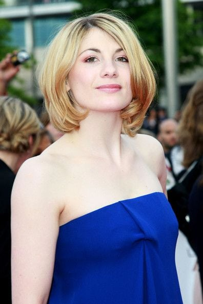 Jodie Whittaker Stripless
