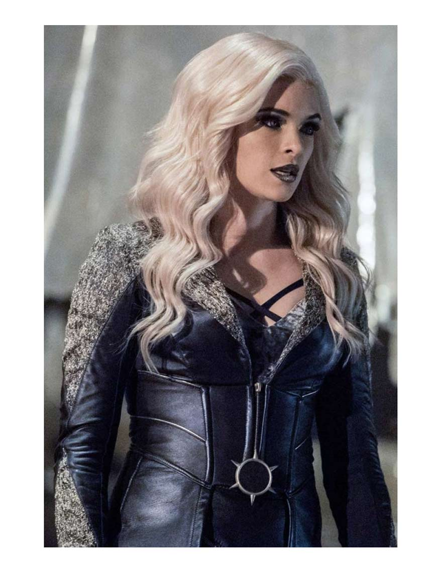 KIller Frost Cleavage
