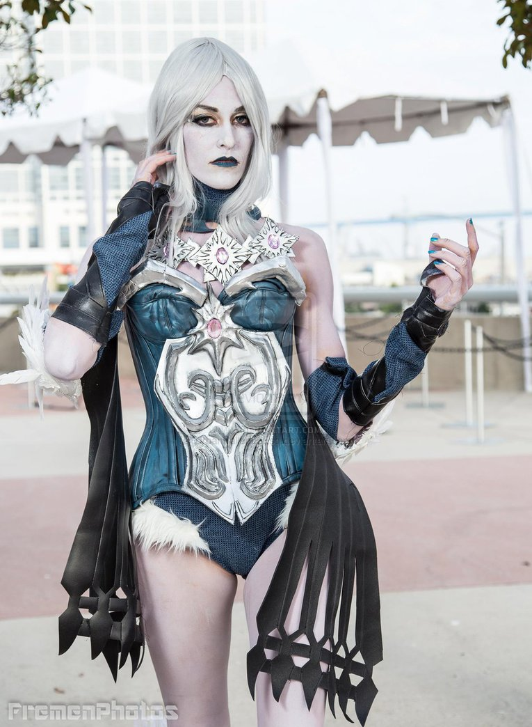 KIller Frost Cosplay Hot