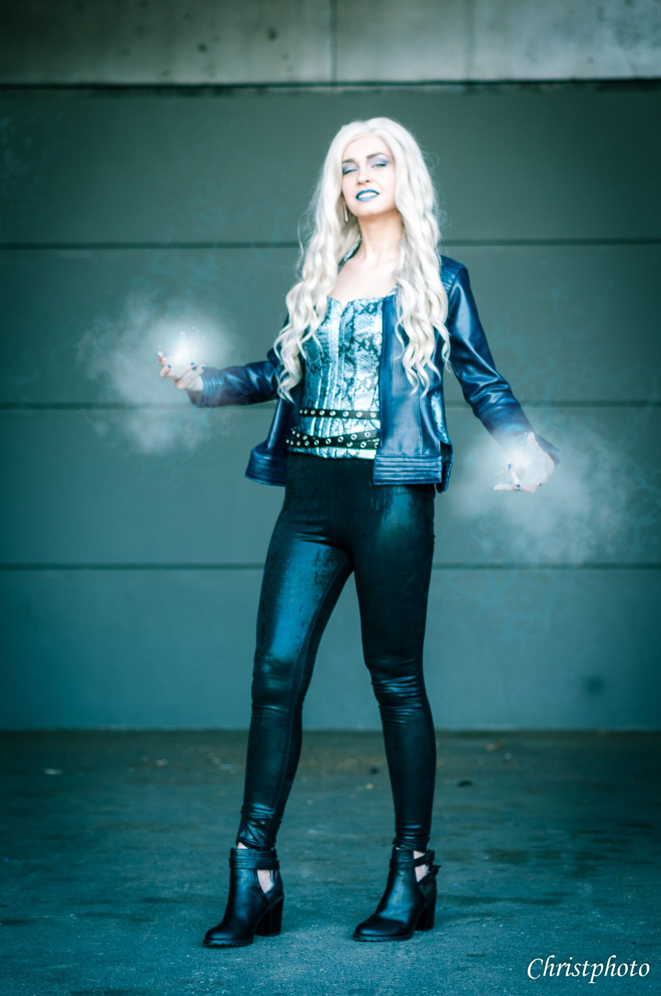 KIller Frost Powers