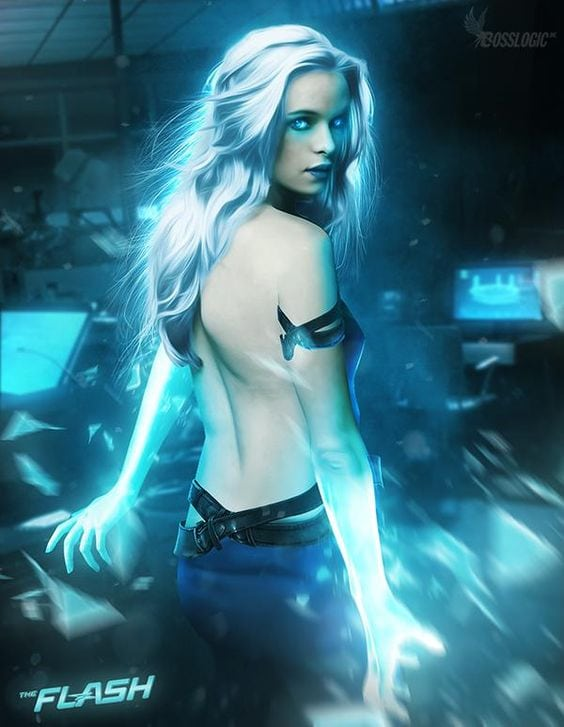 KIller Frost hot Pictures