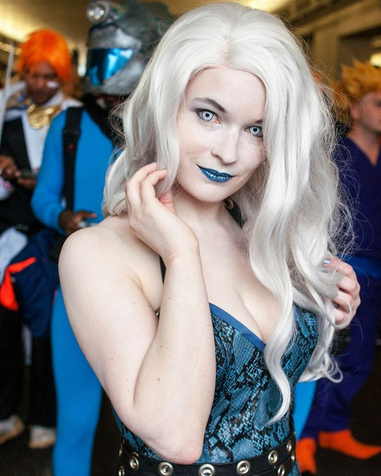 Killer Frost Cosplay Sexy