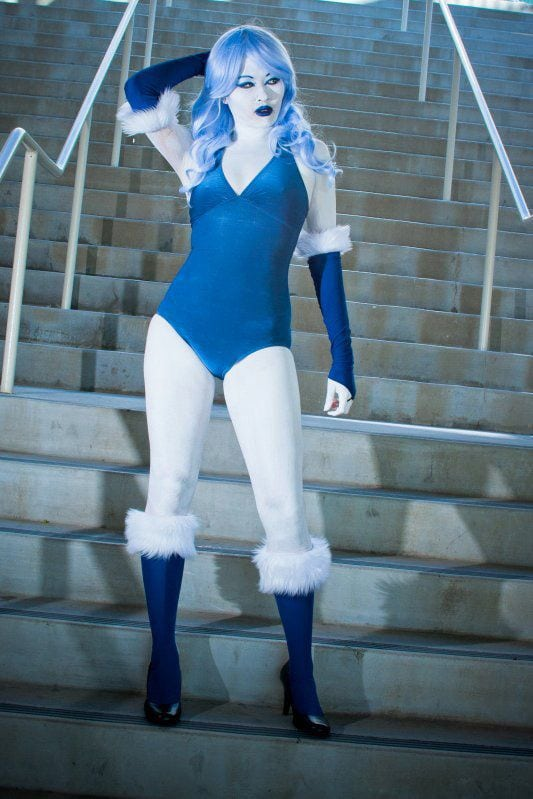 Killer Frost Hot Cosplays