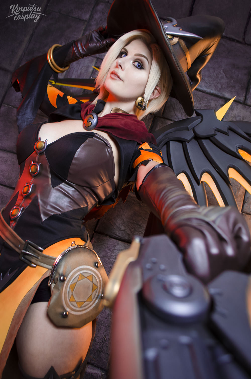 Mercy Awesome Cosplay