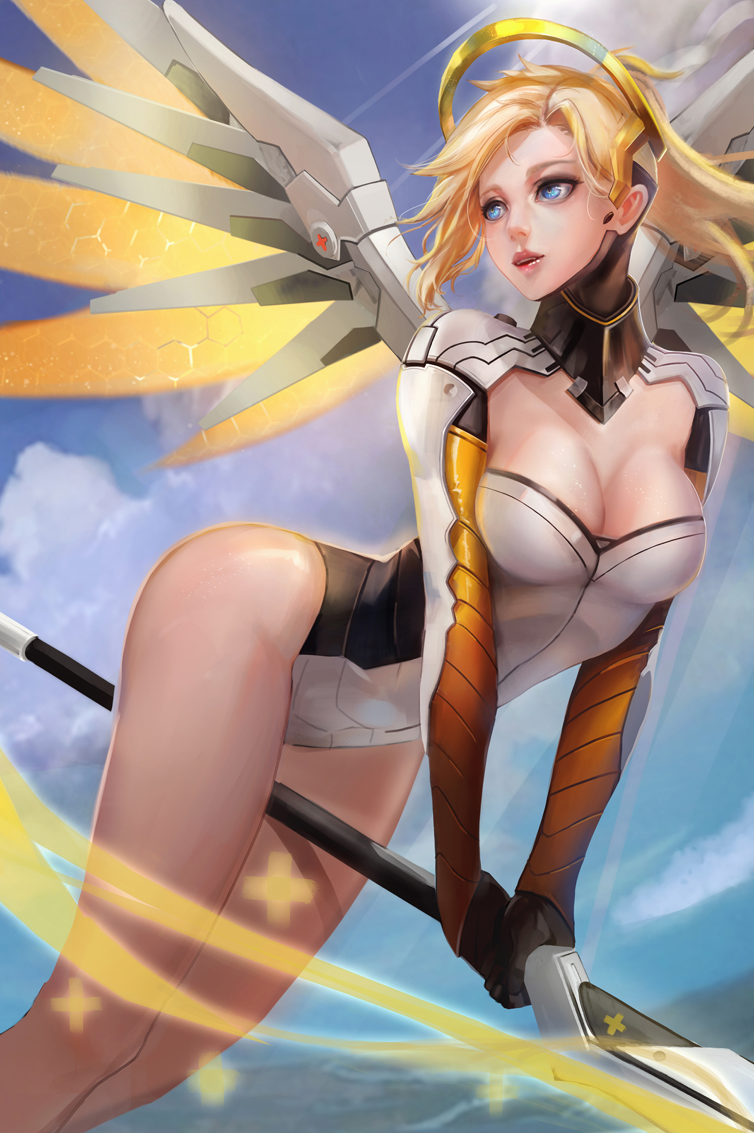 Mercy Flying