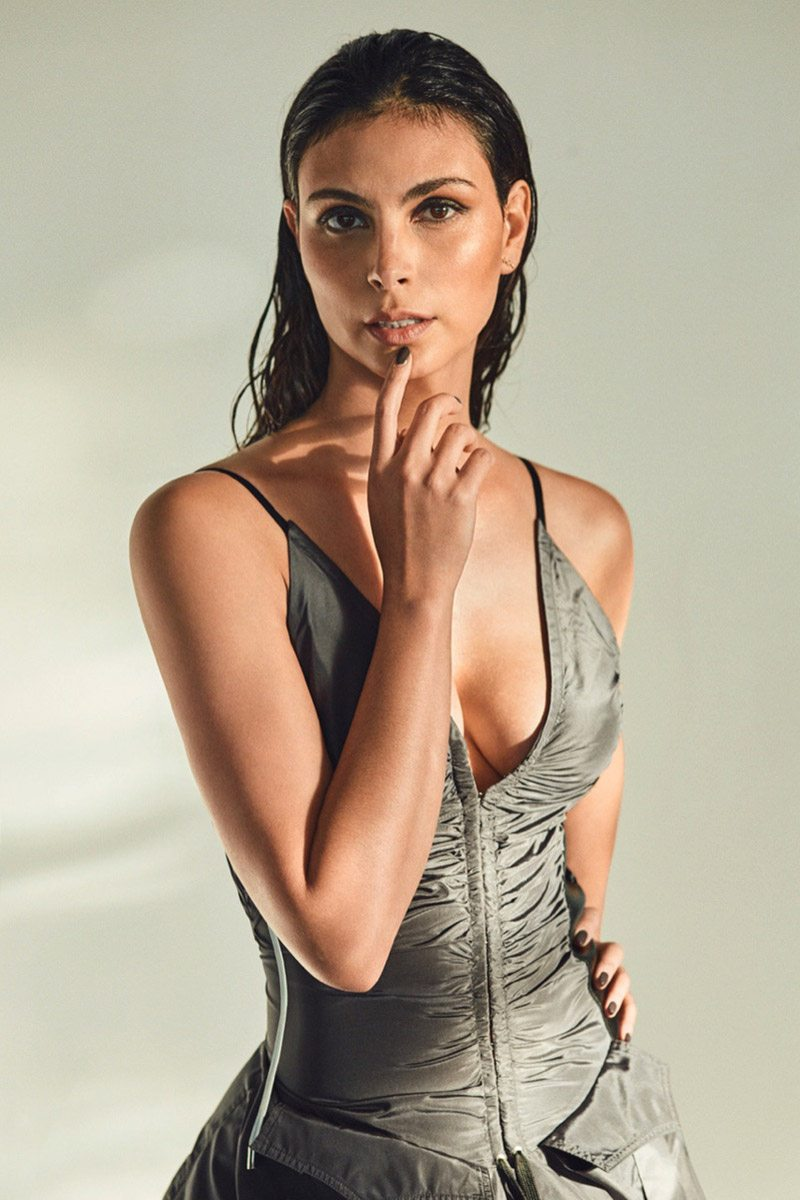 Morena Baccarin Dress