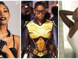 37 Hot Pictures Of Nafeesa Williams Who Is Anissa Pierce - Thunder In Black Lightning