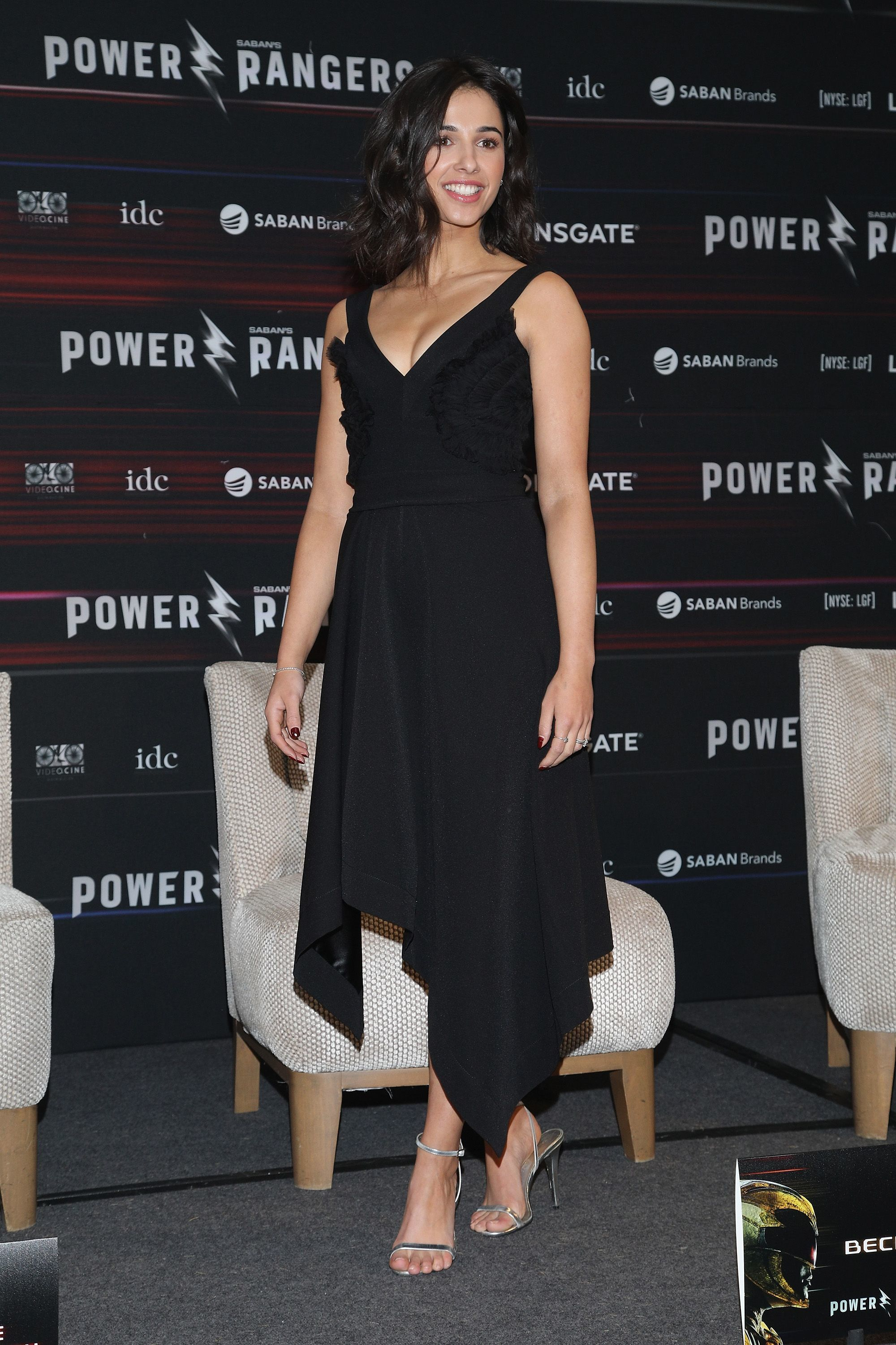 """""""Power Rangers"""" Mexico City - Press Conference"""