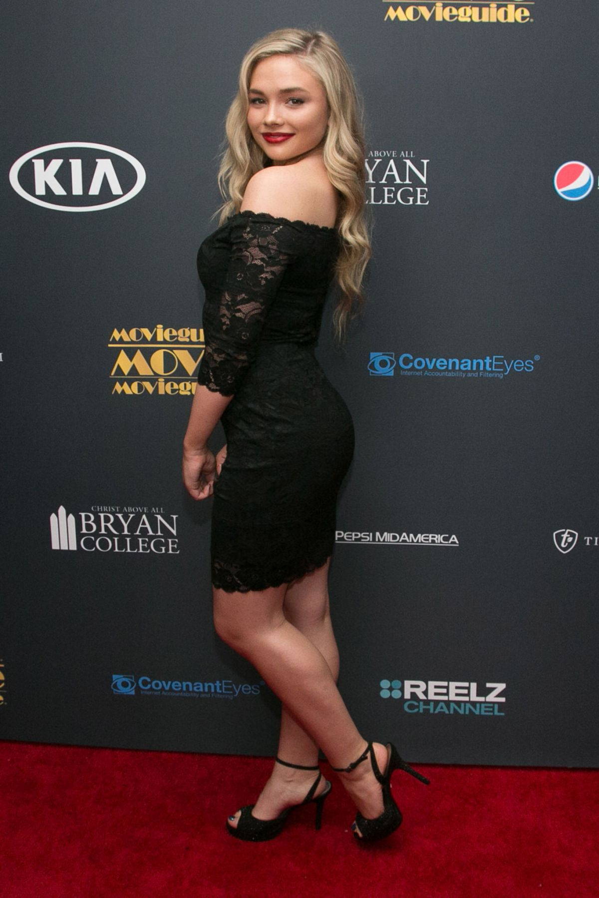 Natalie Alyn Lind 25th Annual Movie Functin