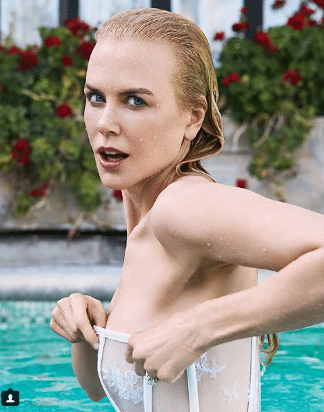Nicole Kidman Hottie Look