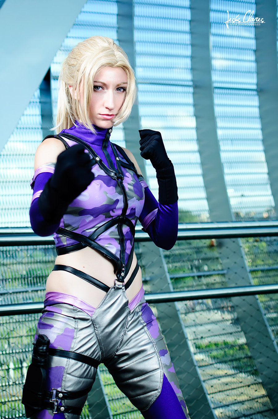 Nina Williams Cosplay Hot