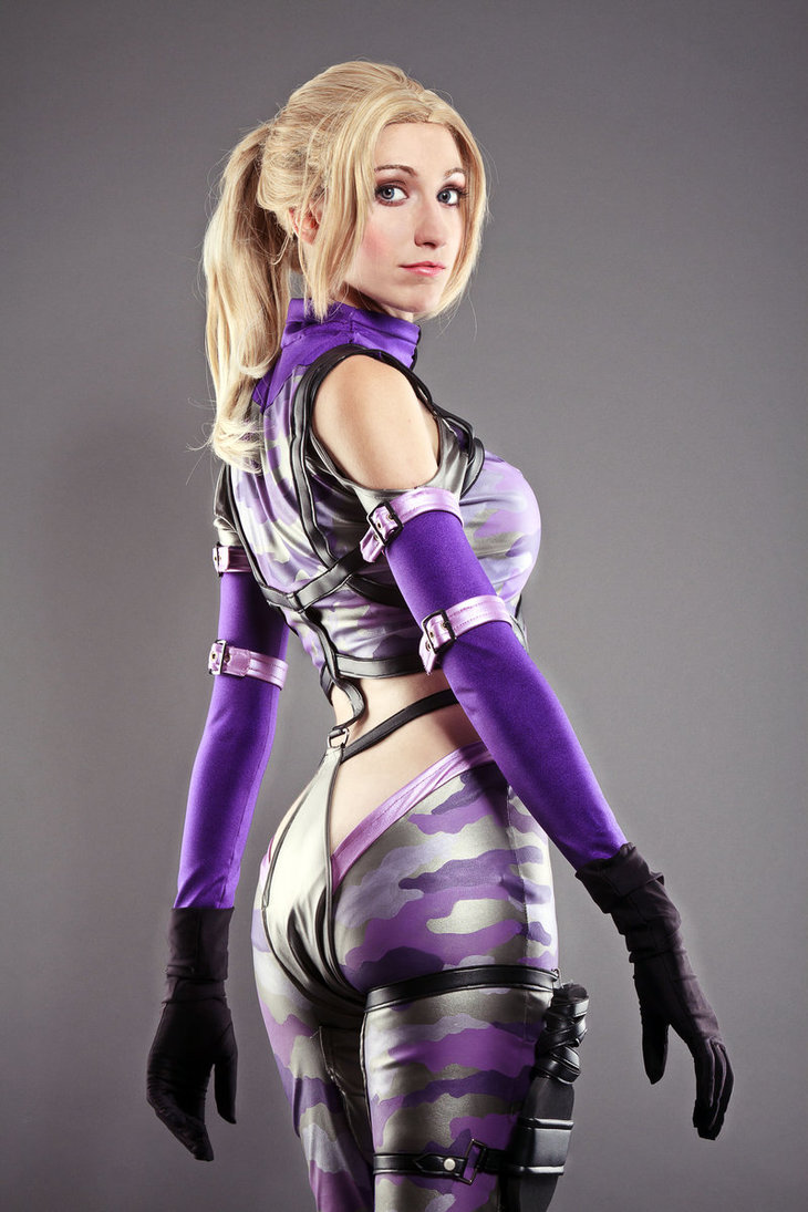 Nina Williams Cosplay