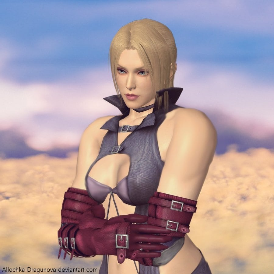Nina Williams Devian art