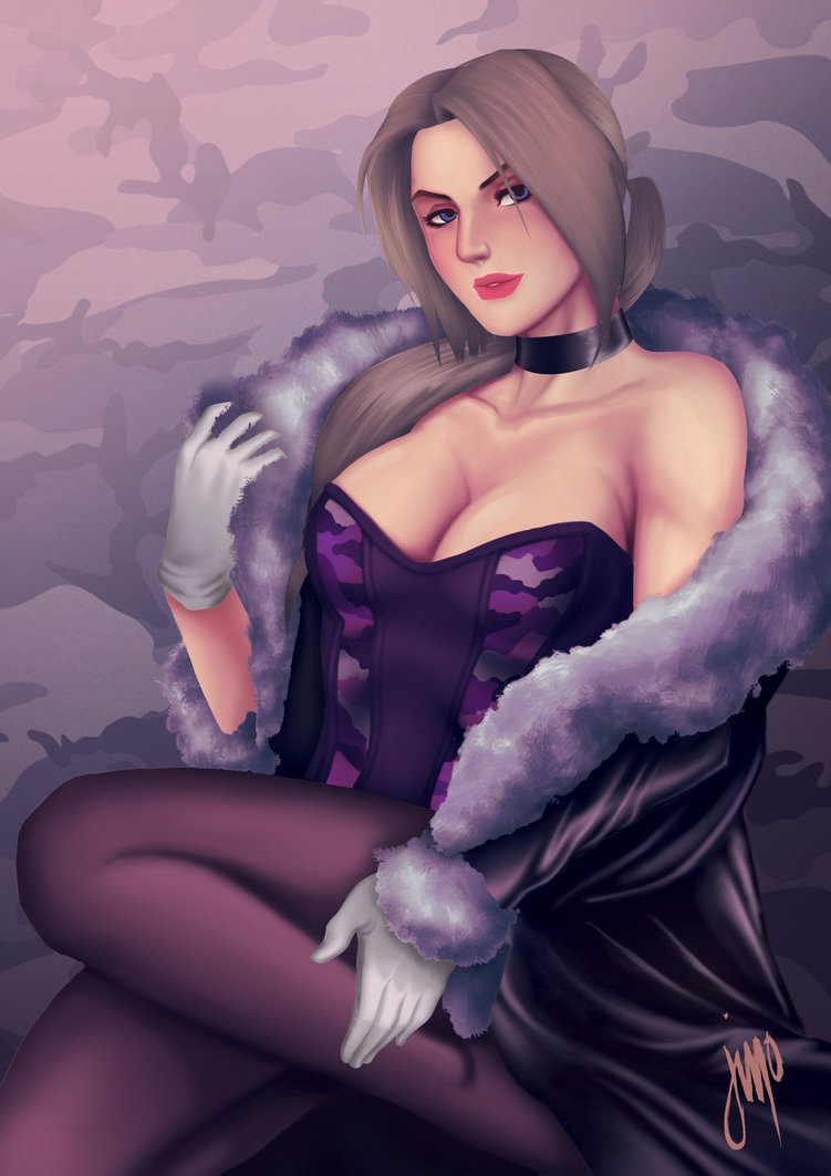 Nina Williams Pics