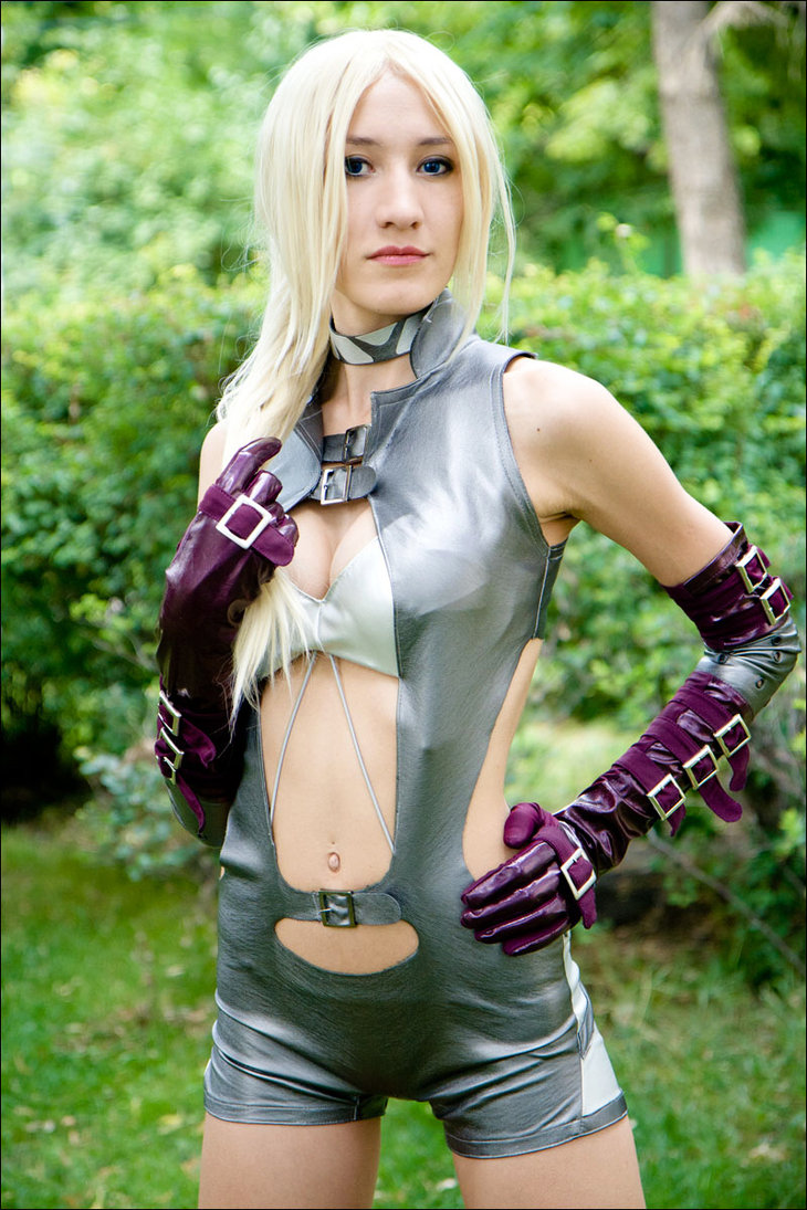 Nina Williams by Tafju