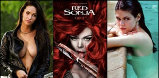 Red Sonja Reboot Movie