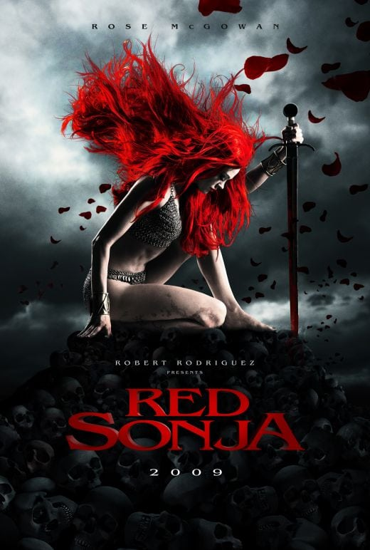 Red Sonja Reboot R Rated
