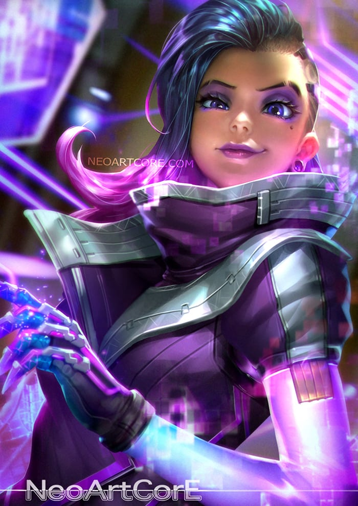 Sombra Beautiful Look