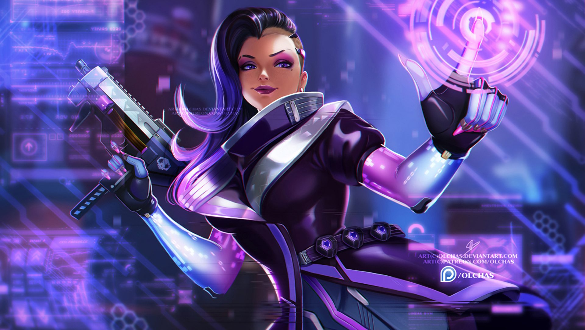 Sombra Great Look