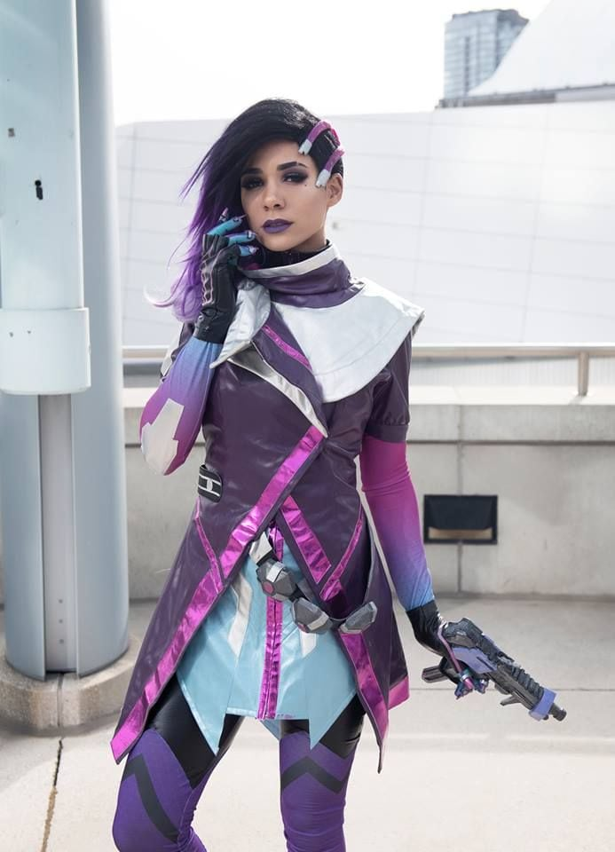 Sombra Sexy Cosplay