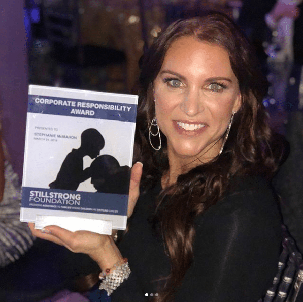 Stephanie McMahon Good Looking