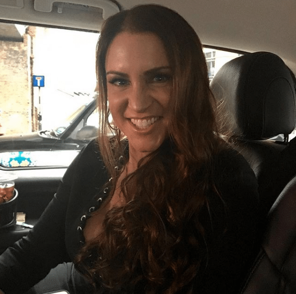 Stephanie McMahon Hairstyle