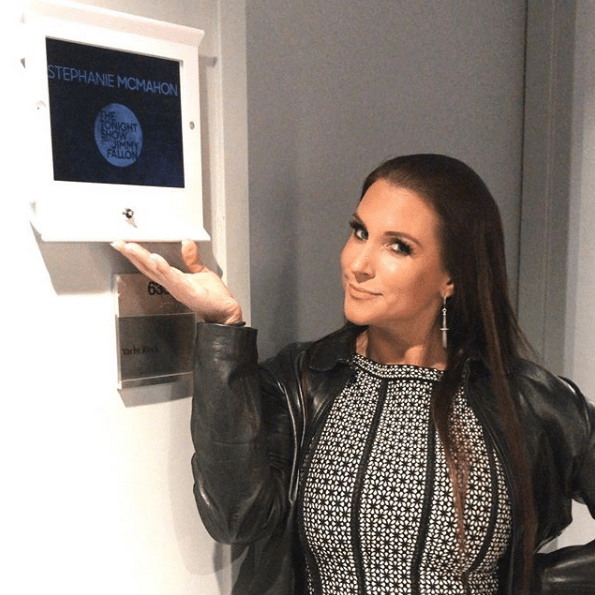 Stephanie McMahon Mind-Blowing