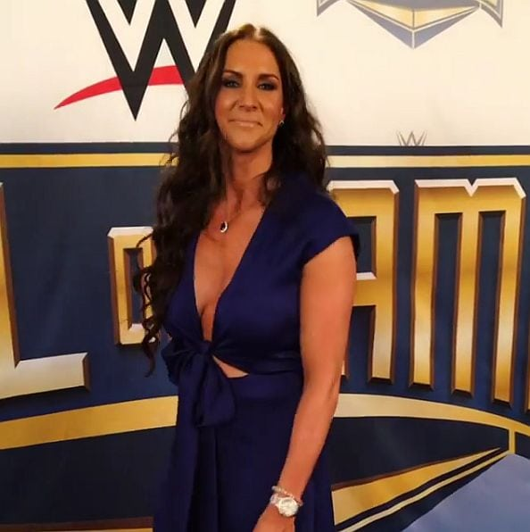 Wwe Stephanie Mcmahon Hot And Sexy Video Naked Highlights -4833