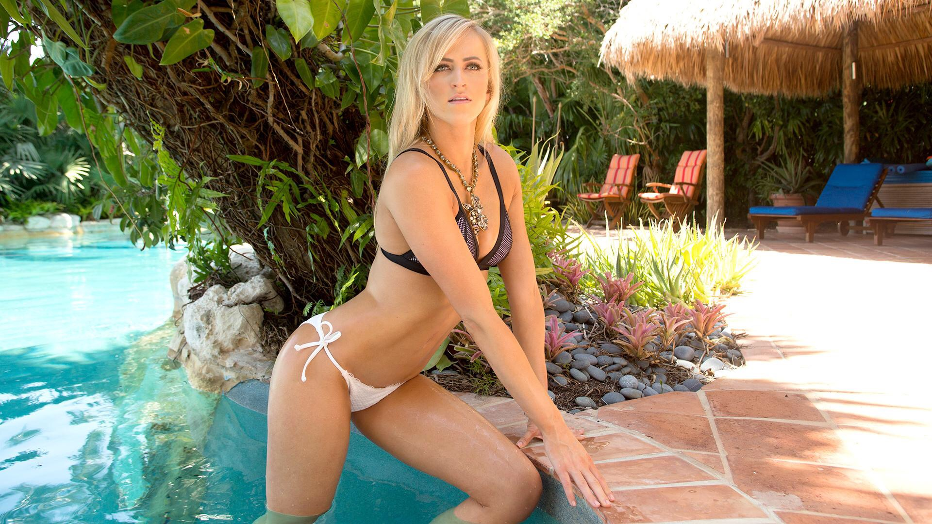 Summer Rae BIkini Hot