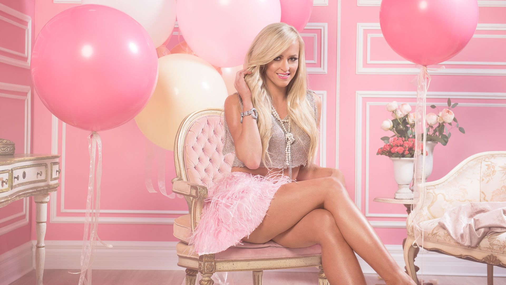 Summer Rae Pink Clothes