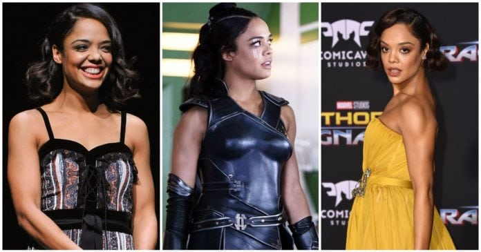 25 Hottest Pictures Of Tessa Thompson Showing Off Her Muscular Valkyrie Figure - Creed Actress