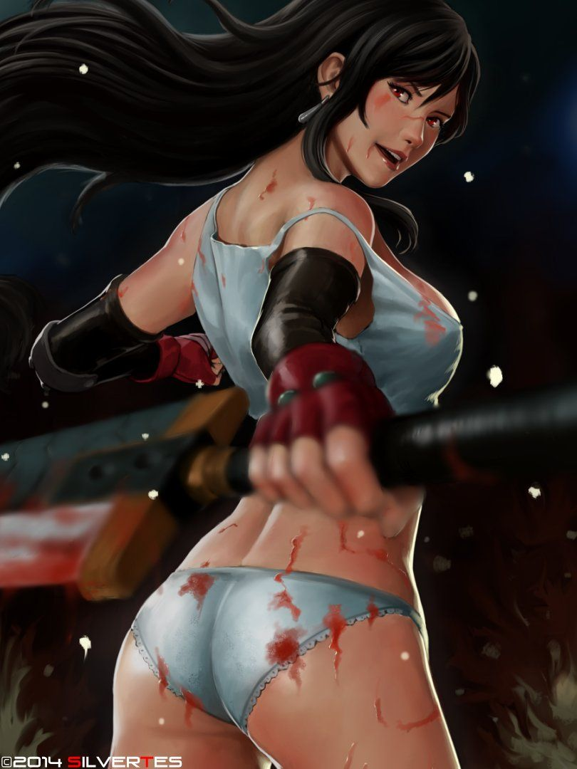Tifa Lockhart Hot Picture