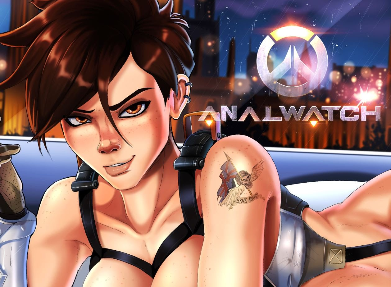 Tracer Angry
