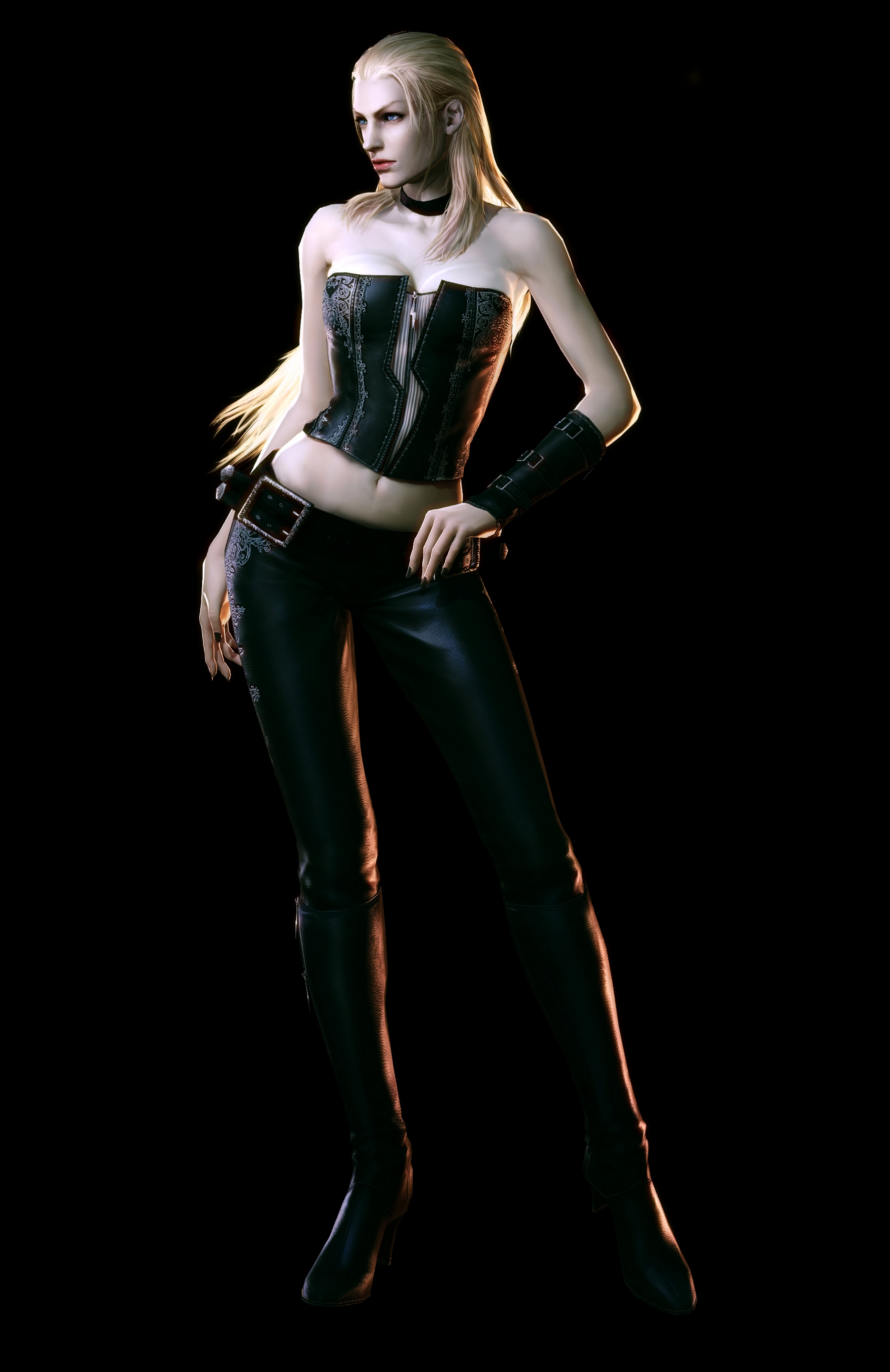 Trish Devil May Cry 4