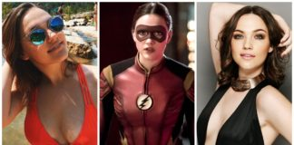 32 Hot Pictures of Violett Beane - Jesse Quick In The Flash TV Show