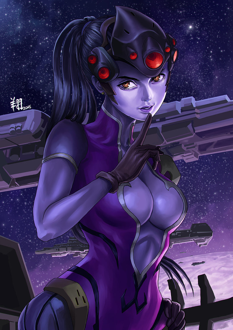 Widowmaker Beautiful
