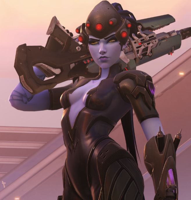 Widowmaker Evil