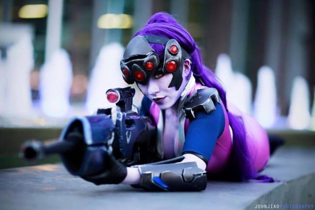 Widowmaker Firing
