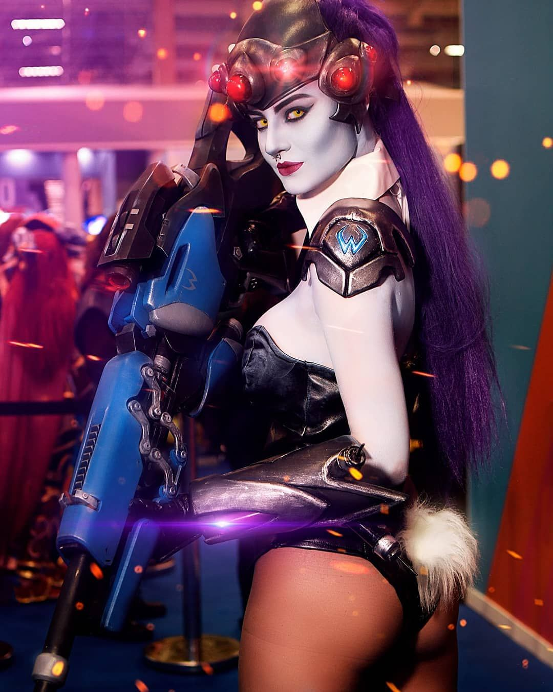 Widowmaker Hot Booty