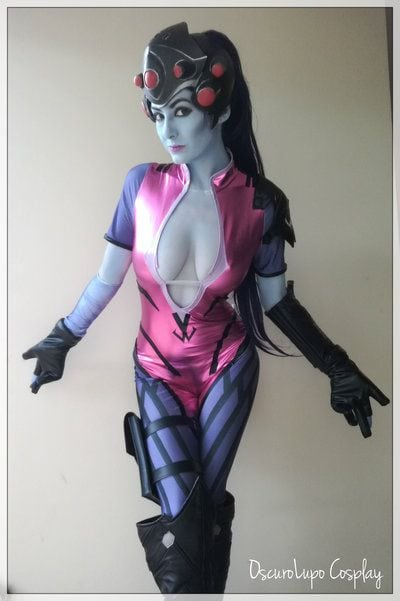Widowmaker Hot Cosplay
