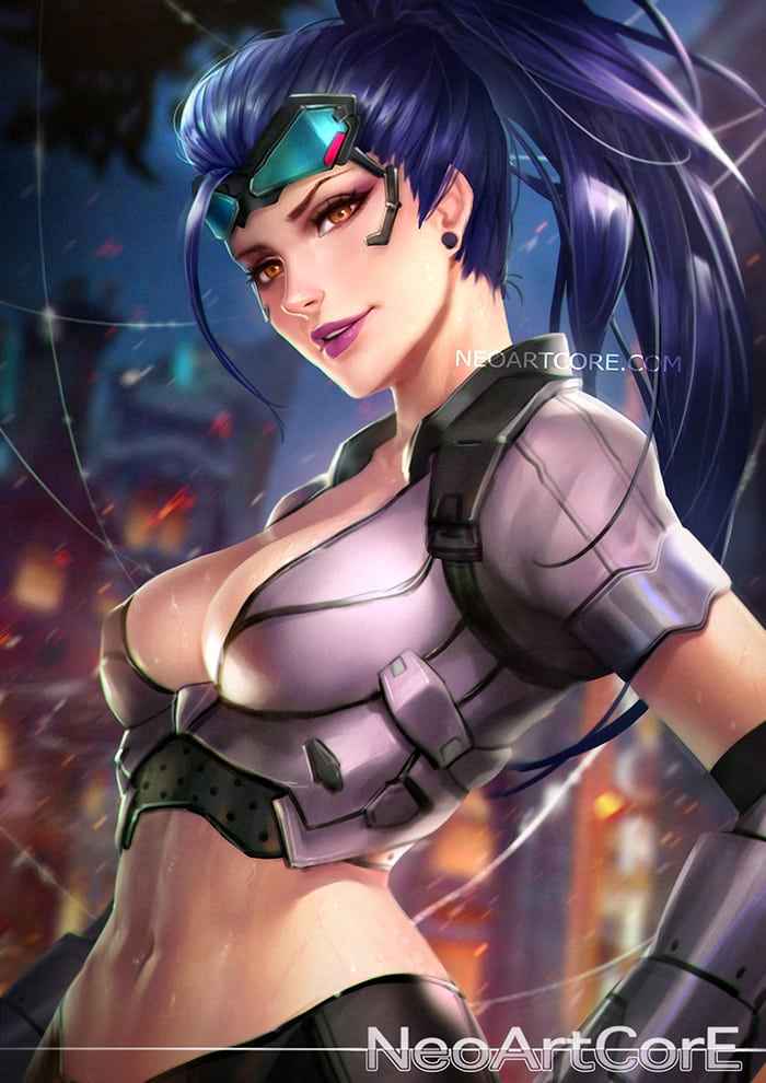 Widowmaker Hot Pictures