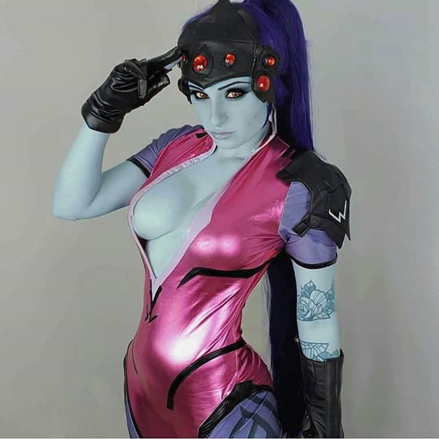 Widowmaker Hot Skin